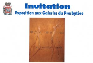 "Exposition aux galeries - ""Attachements & Arrachements"" d'Arlette Pastor @ Galerie du Presbytère"