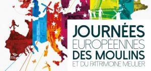 Journées Européennes des moulins et du patrimoine meulier 2018 @ Rue du Baous