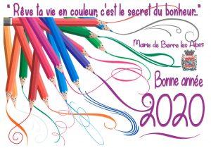 Vœux du Maire 2020
